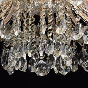 Závěsná lampa Luisa Crystal 10 Gold - 383010210 small 12