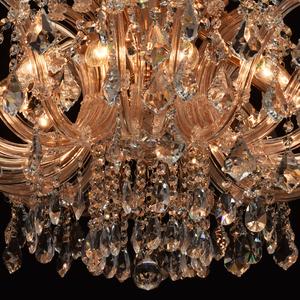Závěsná lampa Luisa Crystal 10 Gold - 383010210 small 13