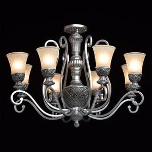 Závěsná lampa Bologna Country 8 Silver - 254010908 small 1