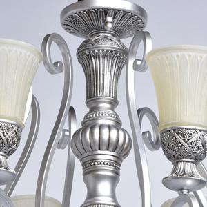 Závěsná lampa Bologna Country 8 Silver - 254010908 small 7
