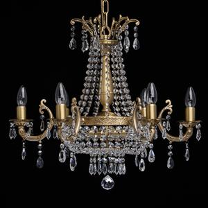 Lustr mosaz Isabella Crystal 8 - 351011808 small 1