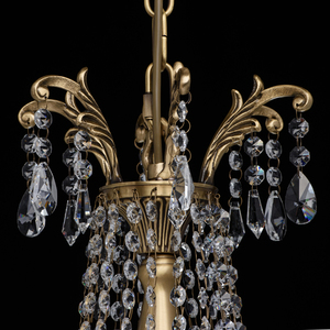 Lustr mosaz Isabella Crystal 8 - 351011808 small 7