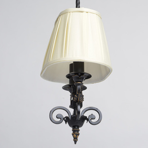 Závěsná lampa Victoria Country 2 Black - 401010402 small 2