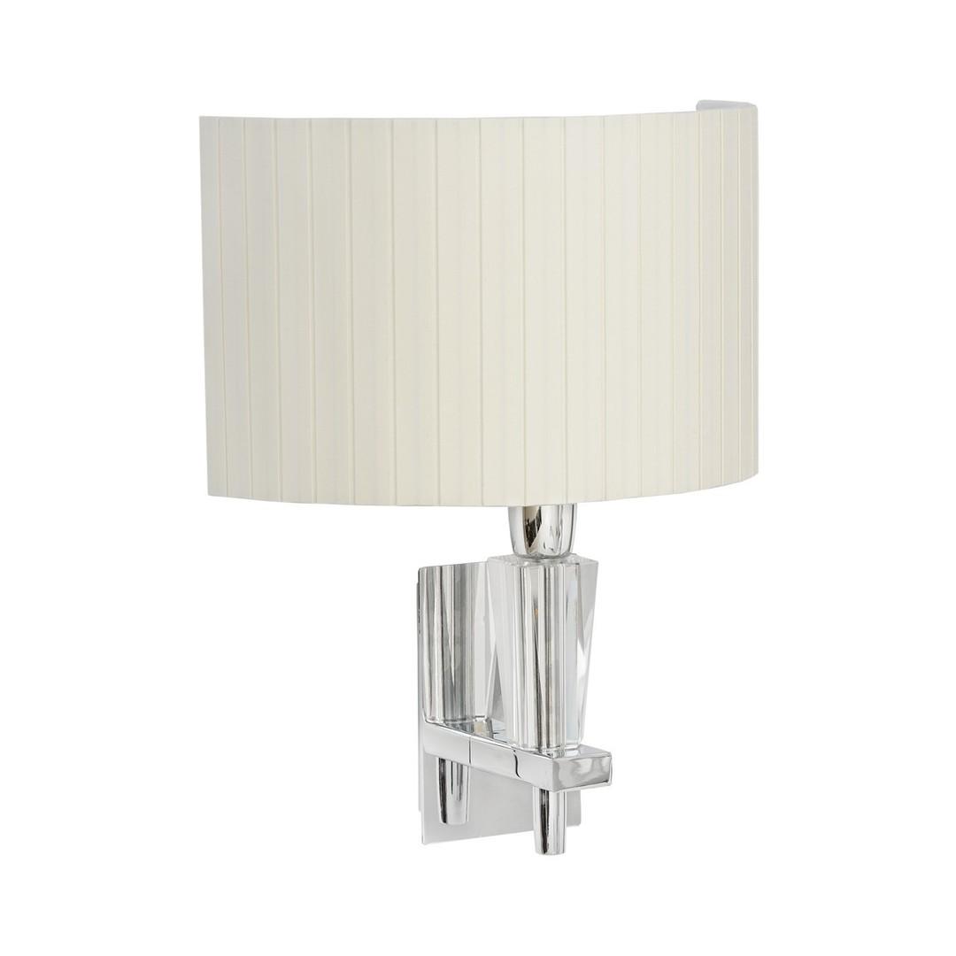 Nástěnná lampa Inessa Elegance 1 Chrome - 460020401