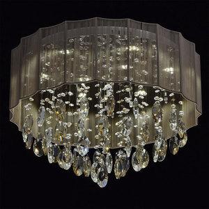 Stropní svítidlo Jacqueline Elegance 10 Chrome - 465012718 small 2