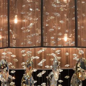 Stropní svítidlo Jacqueline Elegance 10 Chrome - 465012718 small 11