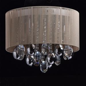 Jacqueline Elegance 5 Chrome závěsná lampa - 465011305 small 1