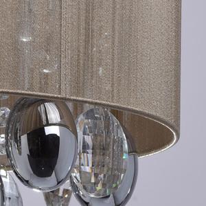 Jacqueline Elegance 5 Chrome závěsná lampa - 465011305 small 5