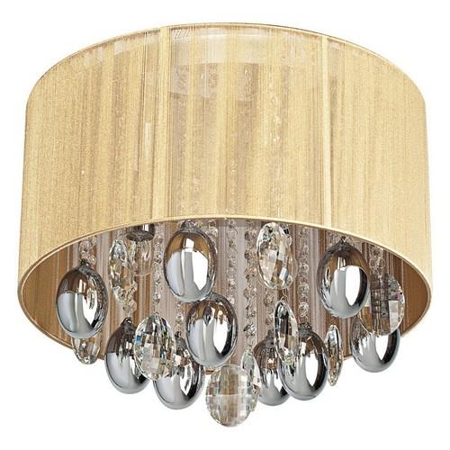 Jacqueline Elegance 5 Chrome závěsná lampa - 465011305