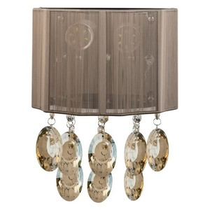 Nástěnná lampa Jacqueline Elegance 3 Chrome - 465022805 small 0