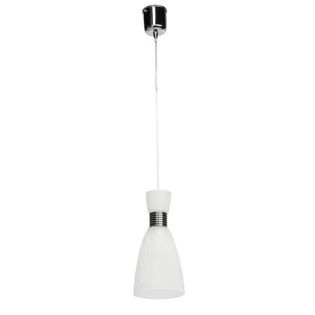 Závěsná lampa Claire Megapolis 1 Chrome - 354016301