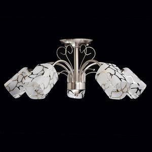 Závěsná lampa Olympia Megapolis 5 Chrome - 261019505 small 3