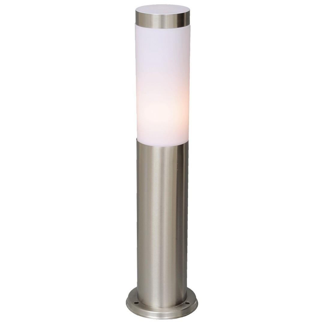 Zahradní lampa Pluto Street 1 Chrome - 809040201