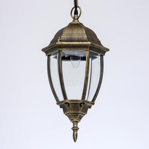Venkovní závěsná lampa Fabur Street 1 Black - 804010401 small 2