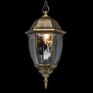 Venkovní závěsná lampa Fabur Street 1 Black - 804010401 small 3