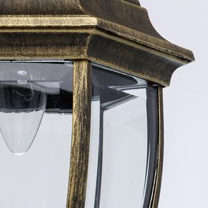 Venkovní závěsná lampa Fabur Street 1 Black - 804010401 small 4