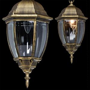 Venkovní závěsná lampa Fabur Street 1 Black - 804010401 small 8