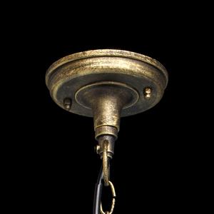 Venkovní závěsná lampa Fabur Street 1 Black - 804010401 small 9