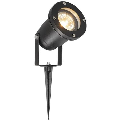 Zahradní lampa Titan Street 1 Černá - 808040201