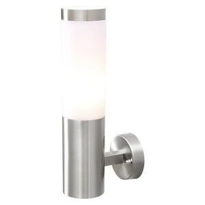 Venkovní nástěnná lampa Pluto Street 1 Chrome - 809020401 small 0