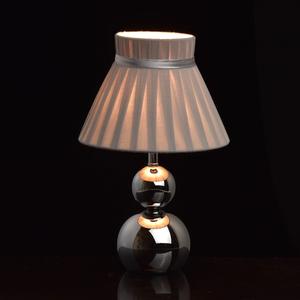 Stolní lampa Tina Elegance 1 chrom - 610030101 small 1