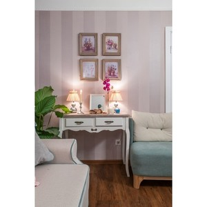 Stolní lampa Tina Elegance 1 chrom - 610030101 small 2