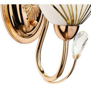 Sconce Sabrina Megapolis 1 Gold - 267022201 small 2