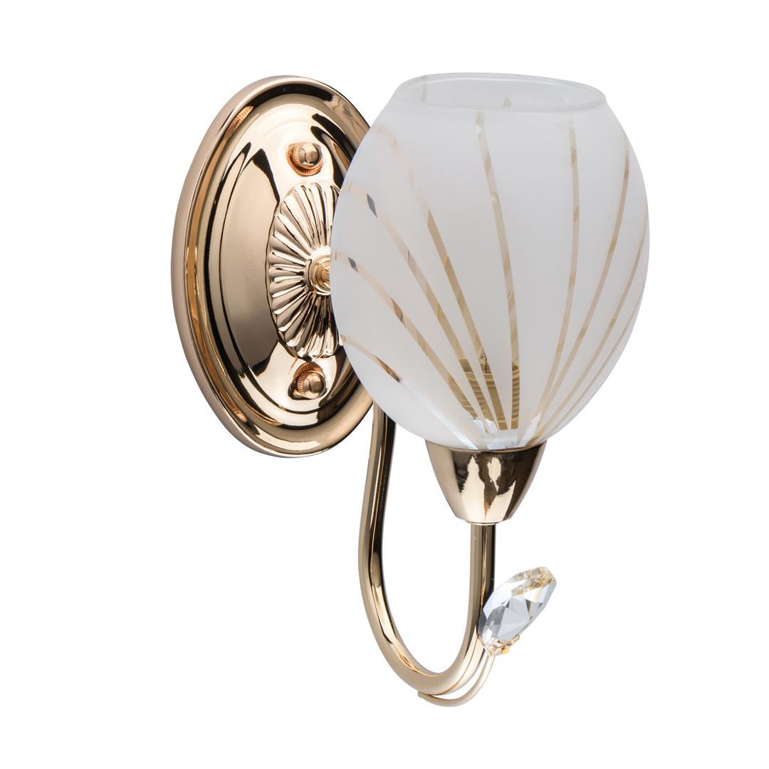 Sconce Sabrina Megapolis 1 Gold - 267022201