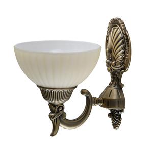 Nástěnná lampa Aphrodite Classic 1 Mosaz - 317020101 small 0