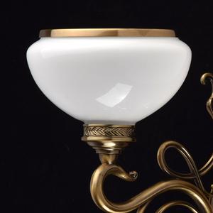 Nástěnná lampa Amanda Classic 1 Mosaz - 481020401 small 3