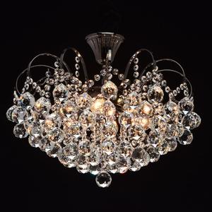 Pearl Crystal 6 závěsná lampa šedá - 232016306 small 2