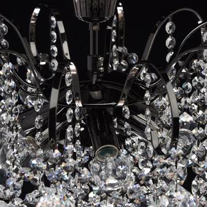 Pearl Crystal 6 závěsná lampa šedá - 232016306 small 5