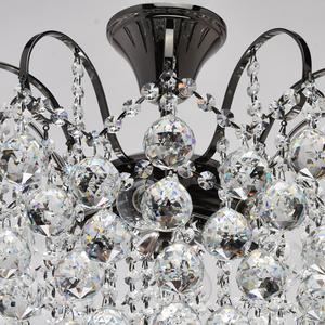 Pearl Crystal 6 závěsná lampa šedá - 232016306 small 7
