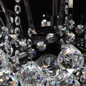 Pearl Crystal 6 závěsná lampa šedá - 232016306 small 8
