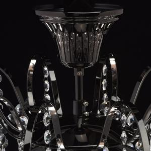 Pearl Crystal 6 závěsná lampa šedá - 232016306 small 9