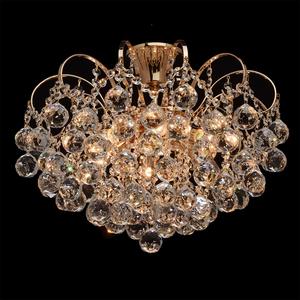 Závěsná lampa Pearl Crystal 6 Gold - 232016406 small 2