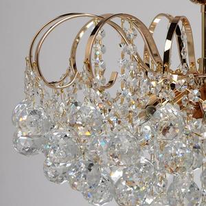 Závěsná lampa Pearl Crystal 6 Gold - 232016406 small 4