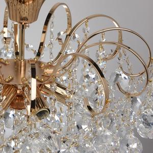 Závěsná lampa Pearl Crystal 6 Gold - 232016406 small 6
