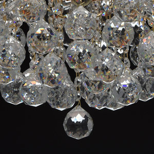 Závěsná lampa Pearl Crystal 6 Gold - 232016406 small 7