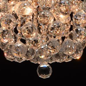 Závěsná lampa Pearl Crystal 6 Gold - 232016406 small 8