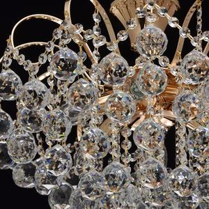Závěsná lampa Pearl Crystal 6 Gold - 232016406 small 9