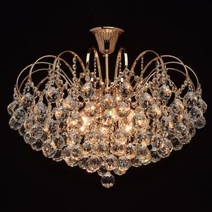 Závěsná lampa Pearl Crystal 8 Gold - 232016708 small 2