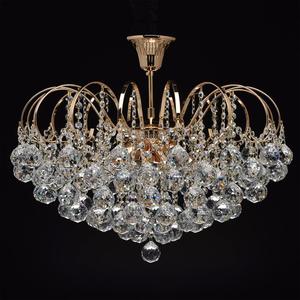 Závěsná lampa Pearl Crystal 8 Gold - 232016708 small 3