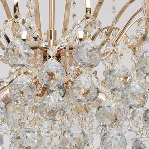 Závěsná lampa Pearl Crystal 8 Gold - 232016708 small 4