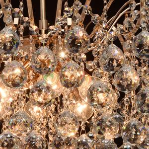 Závěsná lampa Pearl Crystal 8 Gold - 232016708 small 5