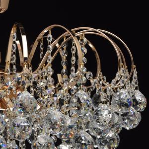 Závěsná lampa Pearl Crystal 8 Gold - 232016708 small 7