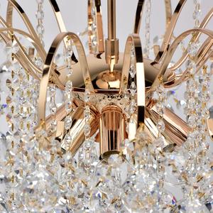 Závěsná lampa Pearl Crystal 8 Gold - 232016708 small 8