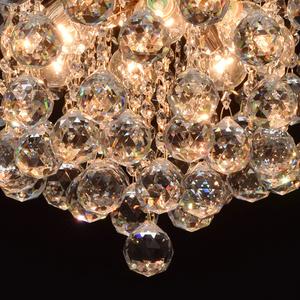 Závěsná lampa Pearl Crystal 8 Gold - 232016708 small 10