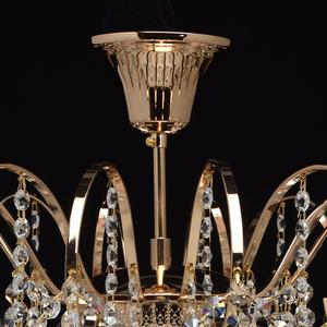 Závěsná lampa Pearl Crystal 8 Gold - 232016708 small 11