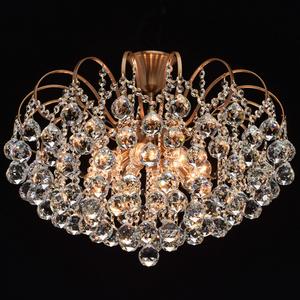 Pearl Crystal 8 závěsná lampa Mosaz - 232016808 small 2